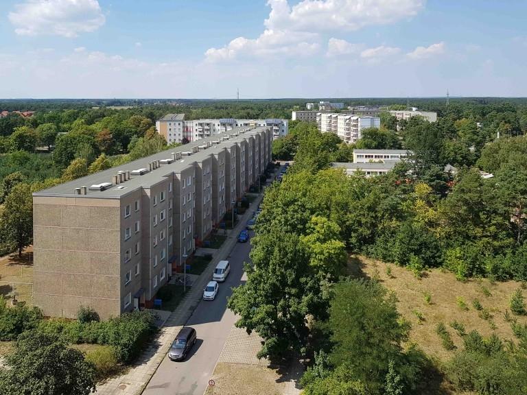 Vorschaubild für Wohnung:  Ferdinand-von-Schill-Str. 17 (Hoyerswerda) 2