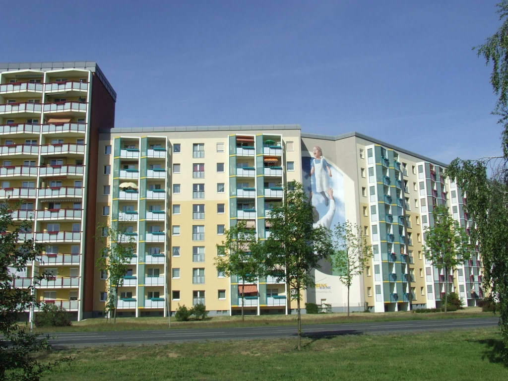 Vorschaubild für Wohnung:  Albert-Schweitzer-Str. 35 (Hoyerswerda) 2