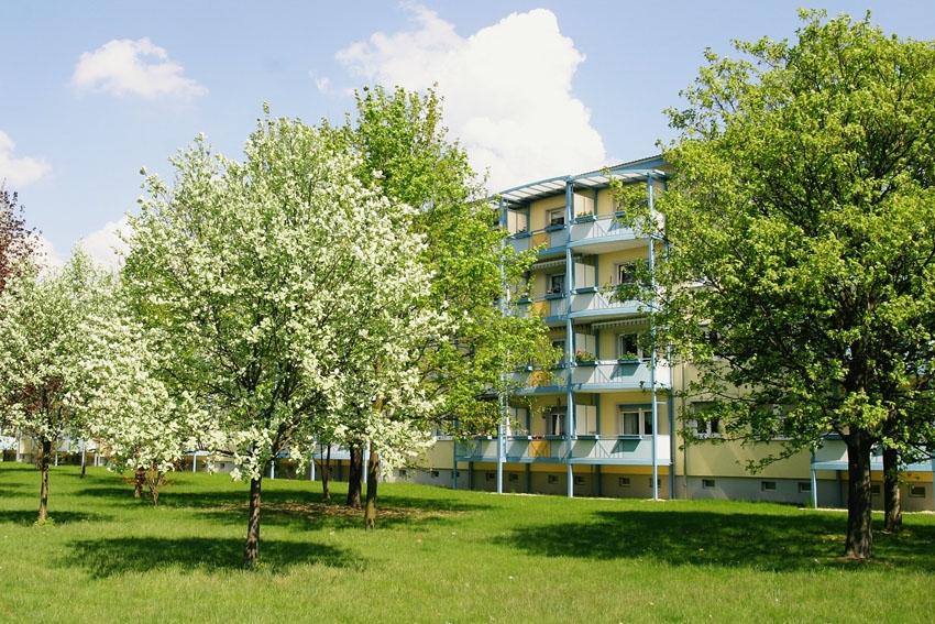 Vorschaubild für Wohnung:  L.-v.-Beethoven-Str. 4 (Hoyerswerda) 2