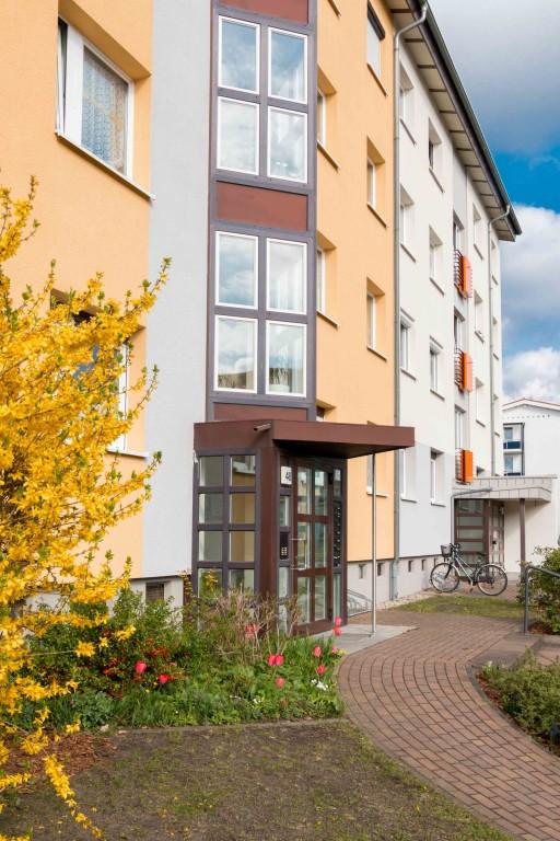 Vorschaubild für Wohnung:  Bautzener Allee 50 (Hoyerswerda) 2
