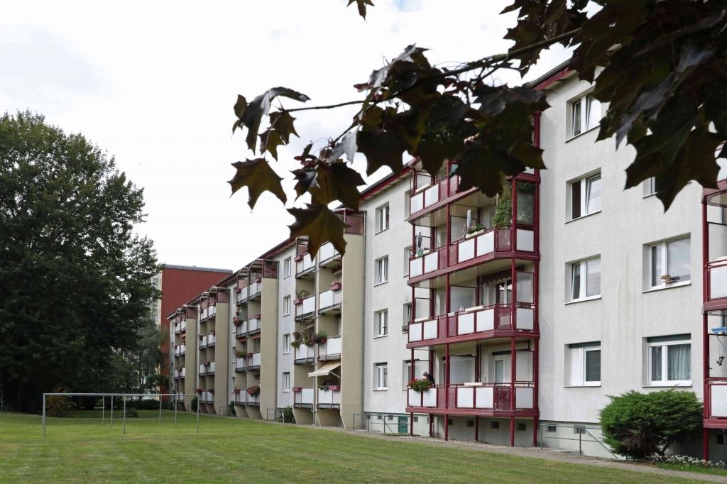Vorschaubild für Wohnung:  Albert-Schweitzer-Str. 8 (Hoyerswerda) 2