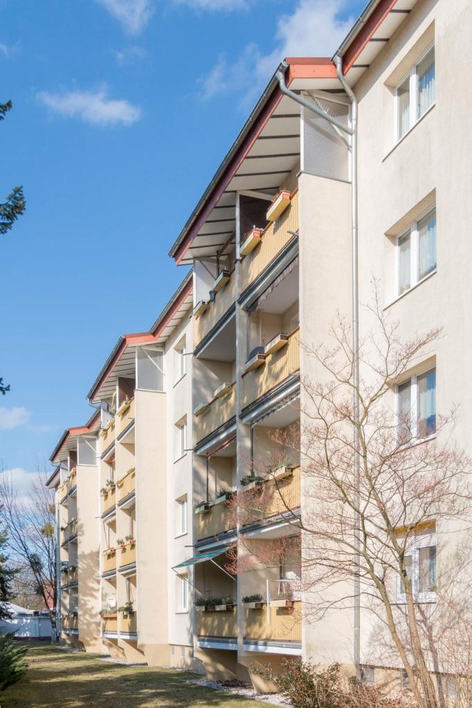 Vorschaubild für Wohnung:  Ulrich-v.-Hutten-Str. 4 (Hoyerswerda) 2