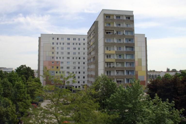 Vorschaubild für Wohnung:  Straße des Friedens 2 (Hoyerswerda) 2