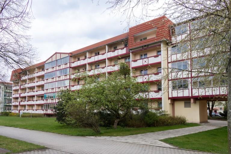 Vorschaubild für Wohnung:  Collinsstraße 44 (Hoyerswerda) 2