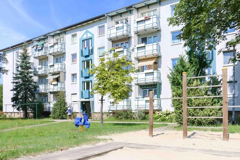 Vorschaubild für Wohnung:  Semmelweisstr. 1 (Hoyerswerda) 2