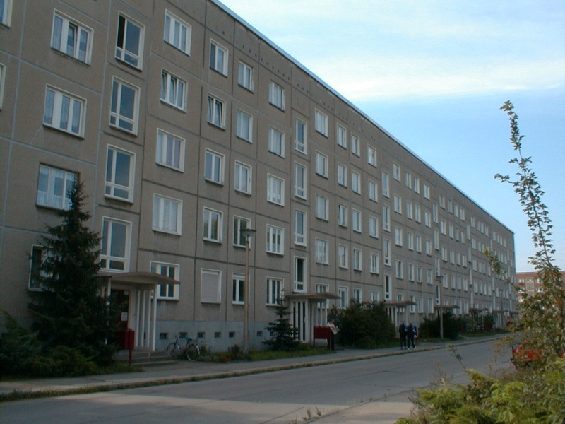 Vorschaubild für Wohnung:  Schöpsdorfer Str. 2 (Hoyerswerda) 3