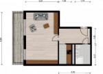 Vorschaubild für Wohnung:  Schöpsdorfer Str. 32 (Hoyerswerda) 1