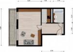 Vorschaubild für Wohnung:  Albert-Schweitzer-Str. 9 (Hoyerswerda) 1