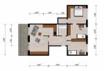 Vorschaubild für Wohnung:  Albert-Schweitzer-Str. 10 (Hoyerswerda) 1