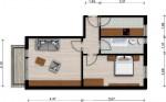 Vorschaubild für Wohnung:  Bautzener Allee 95 (Hoyerswerda) 1