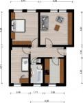 Vorschaubild für Wohnung:  Straße des Aufbaus 10 (Spreetal) 1