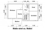 Vorschaubild für Wohnung:  Liselotte-Herrmann-Str. 46 (Hoyerswerda) 1