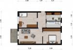 Vorschaubild für Wohnung:  Bautzener Allee 32 (Hoyerswerda) 1