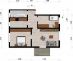 Vorschaubild für Wohnung:  Röntgenstr. 2 (Hoyerswerda) 1