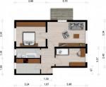 Vorschaubild für Wohnung:  Röntgenstr. 8 (Hoyerswerda) 1