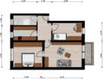 Vorschaubild für Wohnung:  Röntgenstr. 24 (Hoyerswerda) 1