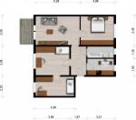 Vorschaubild für Wohnung:  Bautzener Allee 24 (Hoyerswerda) 1