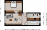 Vorschaubild für Wohnung:  Teichstr. 11 (Lauta) 1