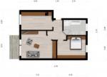 Vorschaubild für Wohnung:  Ulrich-v.-Hutten-Str. 25 (Hoyerswerda) 1