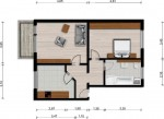 Vorschaubild für Wohnung:  Ulrich-v.-Hutten-Str. 15 (Hoyerswerda) 1