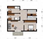 Vorschaubild für Wohnung:  J.-S.-Bach-Str. 10 (Hoyerswerda) 1