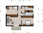 Vorschaubild für Wohnung:  J.-R.-Becher-Str. 38 (Hoyerswerda) 1