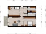 Vorschaubild für Wohnung:  J.-R.-Becher-Str. 32 (Hoyerswerda) 1