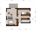 Vorschaubild für Wohnung:  Martin-Luther-Str. 2 (Hoyerswerda) 1