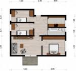 Vorschaubild für Wohnung:  Albert-Einstein-Straße 30 (Hoyerswerda) 1