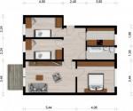 Vorschaubild für Wohnung:  Albert-Einstein-Straße 40 (Hoyerswerda) 1