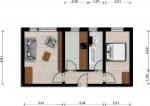 Vorschaubild für Wohnung:  Teschenstr. 9 (Hoyerswerda) 1