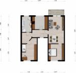 Vorschaubild für Wohnung:  Einstein-Str. 42 (Lauta) 1