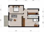 Vorschaubild für Wohnung:  Claus-v.-Stauffenberg-Str. 9 (Hoyerswerda) 1
