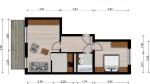 Vorschaubild für Wohnung:  Collinsstraße 43 (Hoyerswerda) 1