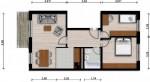 Vorschaubild für Wohnung:  Albert-Schweitzer-Str. 34 (Hoyerswerda) 1