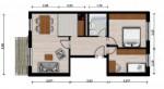 Vorschaubild für Wohnung:  Albert-Schweitzer-Str. 33 (Hoyerswerda) 1