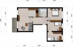 Vorschaubild für Wohnung:  Ratzener Str. 7 (Hoyerswerda) 1