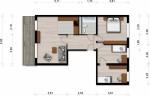 Vorschaubild für Wohnung:  Ratzener Str. 6 (Hoyerswerda) 1