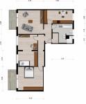 Vorschaubild für Wohnung:  Scadoer Str. 29 (Hoyerswerda) 1