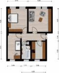 Vorschaubild für Wohnung:  Str. d. Aufbaus 9 (Spreetal) 1