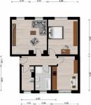 Vorschaubild für Wohnung:  H.-Heine-Str. 1a(-c) (Hoyerswerda) 1